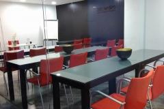 Sala B en escuela